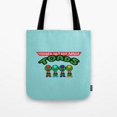 Teenage Mutant Ninja Toads Tote Bag