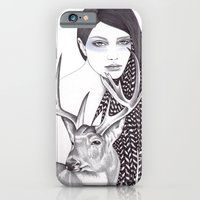 Silver Forest iPhone 6 Slim Case