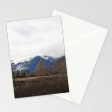 Turnagain Pass Stationery Cards