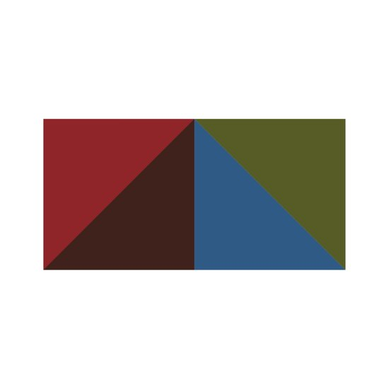 #416 Pyramid – Geometry Daily Art Print