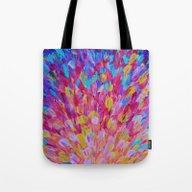 SPLASH, Revisited - Bold… Tote Bag