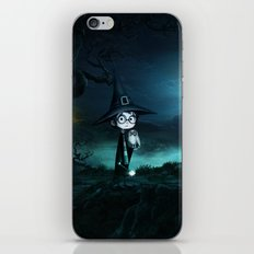 Witch at THE NIGHTMARE iPhone & iPod Skin