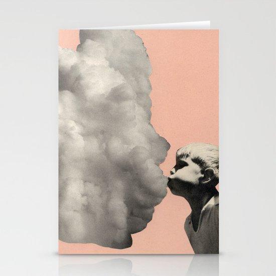 Exhalation Stationery Card