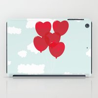 Love Balloons  iPad Case
