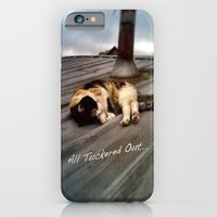 All Tuckered Out iPhone 6 Slim Case