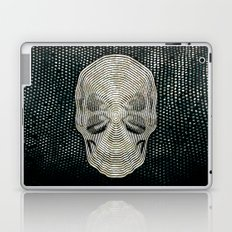 Twilight 4 Eyes Skull Laptop & iPad Skin