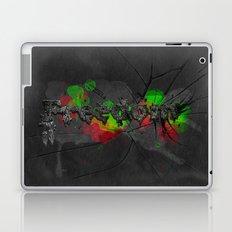 Fragments of freedom Laptop & iPad Skin