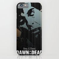 iPhone & iPod Case featuring Dawn of the Dead by JAGraphic