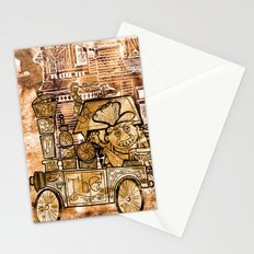 The Train Stationery Cards