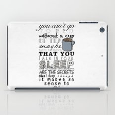 One Direction: Little Things iPad Case