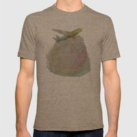 Endless Mens Fitted Tee Tri-Coffee SMALL