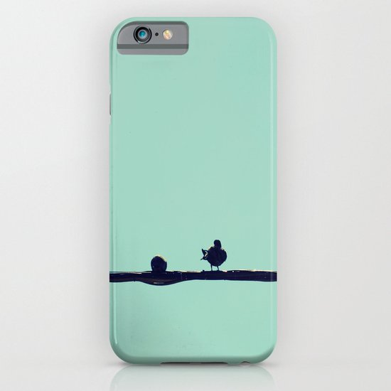 Waiting for the Sun iPhone & iPod Case