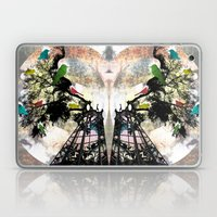 Life In A Cage Laptop & iPad Skin