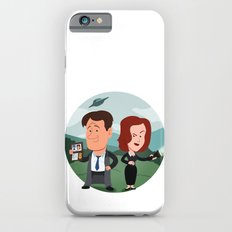 Mulder and Scully iPhone 6 Slim Case