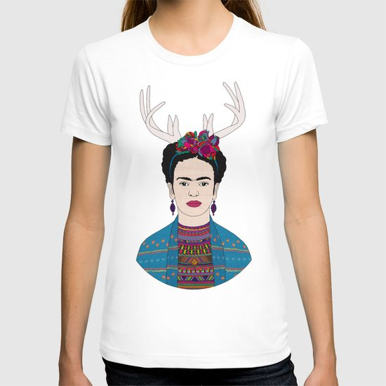DEER FRIDA T-shirt