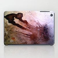 Stained iPad Case