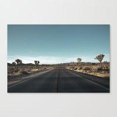 Joshua Tree 3 Canvas Print