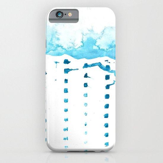 raincloud iPhone & iPod Case
