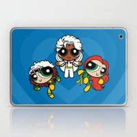 Chemical X-Girls Laptop & iPad Skin