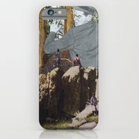 iPhone & iPod Case featuring There's No Escape by Michael Harford
