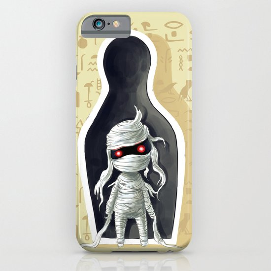 Mummy 2 iPhone & iPod Case