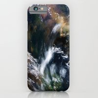 iPhone & iPod Case featuring Water Flowing Over the Rocky Shallows by Nathan Cole