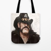 Lemmy Tote Bag