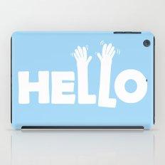 HELLO! iPad Case