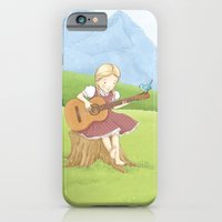 iPhone & iPod Case featuring Do-Re-Mi by Amanda Francey