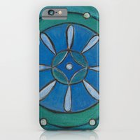 iPhone & iPod Case featuring Connected in Truth by Kristen Fagan