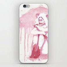 Dirty Paws iPhone & iPod Skin