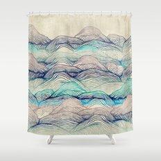 Ocean  Shower Curtain