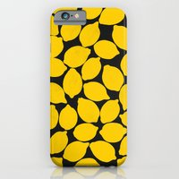 lemons 1 iPhone 6 Slim Case
