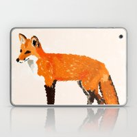 FOX: THE RED BANDIT Laptop & iPad Skin