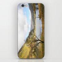 Cregennen Lake, Snowdonia iPhone & iPod Skin