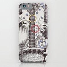 Winter Circus Slim Case iPhone 6s