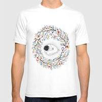 Womb Mens Fitted Tee White SMALL