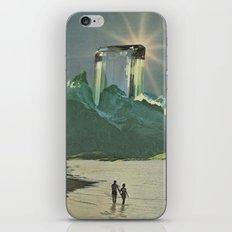 Return to Verdelite City iPhone & iPod Skin