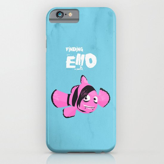 Coupling up (accouplés) Finding Emo iPhone & iPod Case