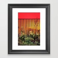 Los Angeles #89 Framed Art Print