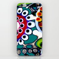 Space World iPhone & iPod Skin