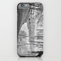 iPhone & iPod Case featuring A bridge to our future by Wood-n-Images