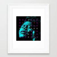 James Brown Framed Art Print