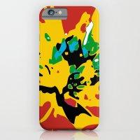 Bursting iPhone 6 Slim Case