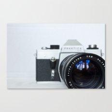 Film Camera 2 Canvas Print