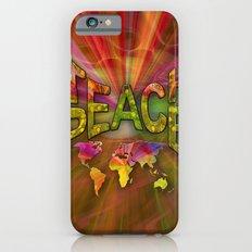 Teach Peace Slim Case iPhone 6s