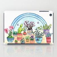 Household Plants iPad Case