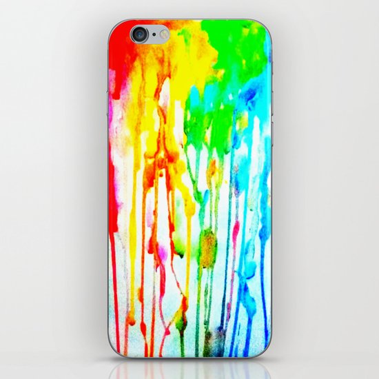 Colors of life : Colors Series 3 iPhone & iPod Skin