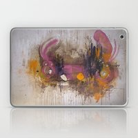 Pinkpurple Playstation C… Laptop & iPad Skin