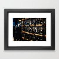 sewing machines #002 Framed Art Print
